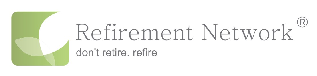 Refirement Network logo
