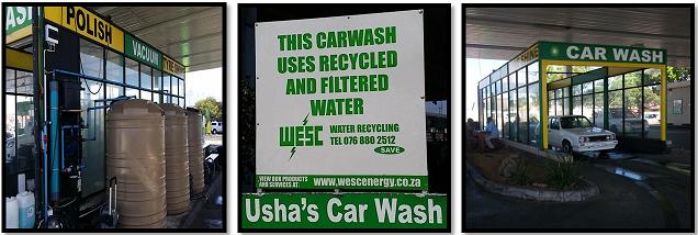 Ushas Car wash