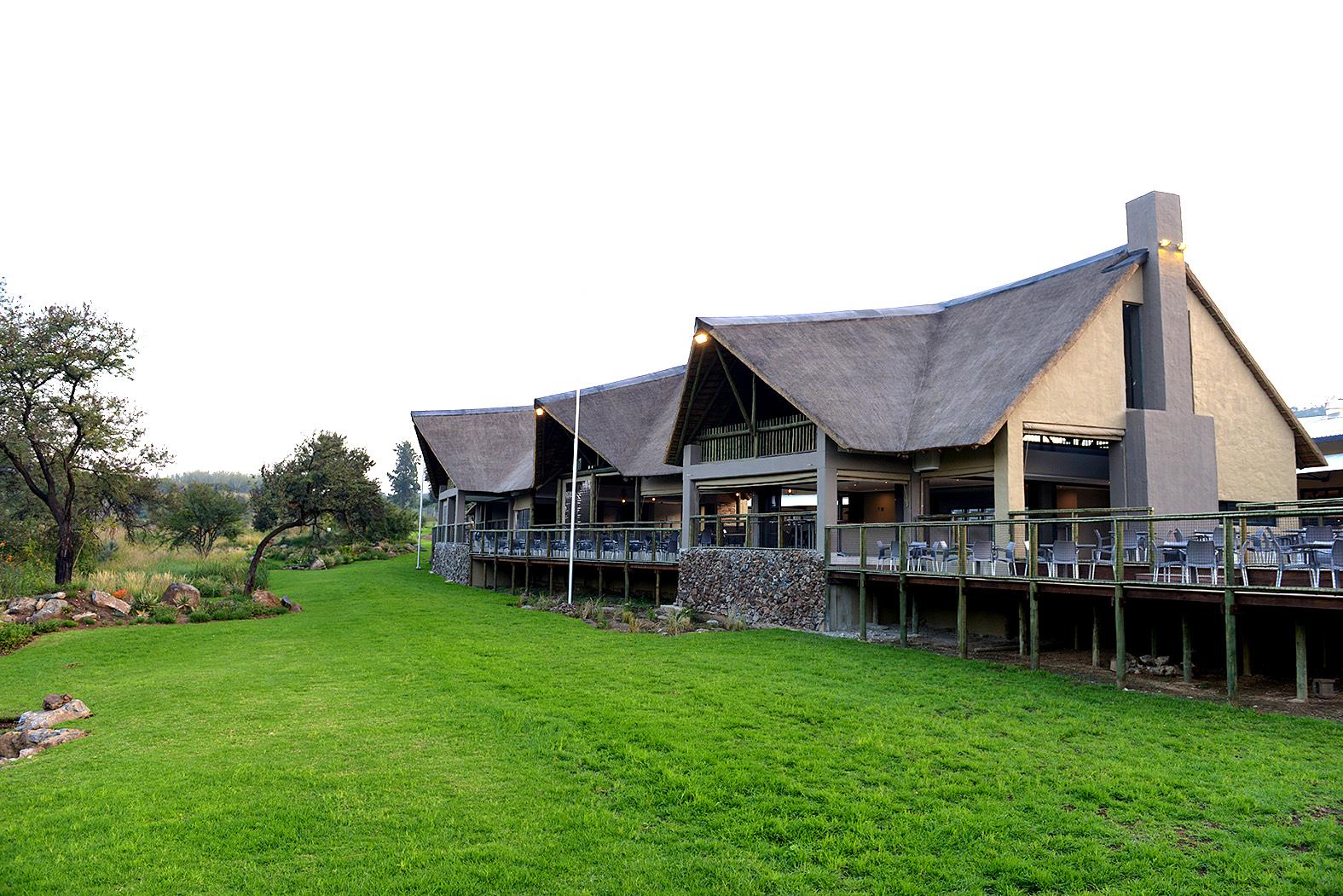 Restaurant at Lion & Safari Park