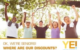 pensioner discounts