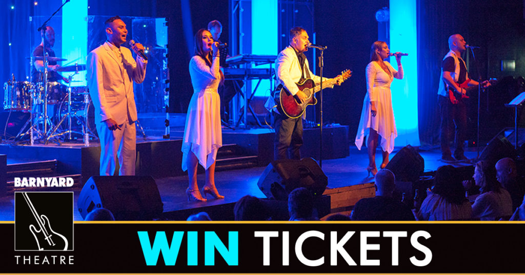 Barnyard tickets - competition