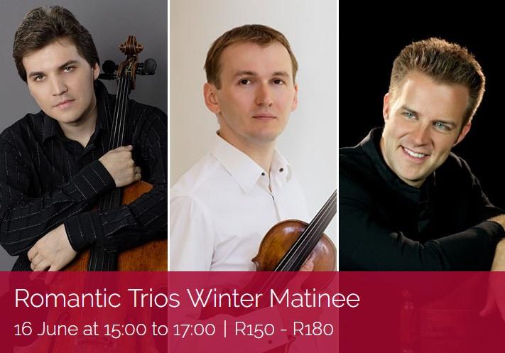 Romantic Trios Winter Matinee
