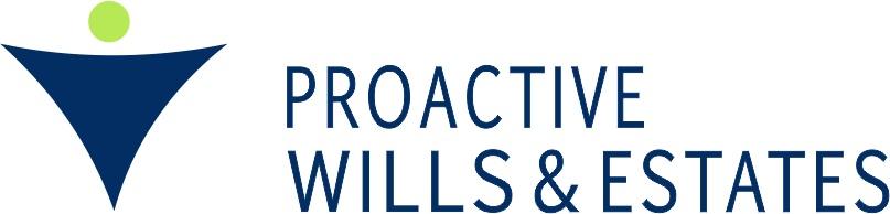 Proactive wills and estates logo