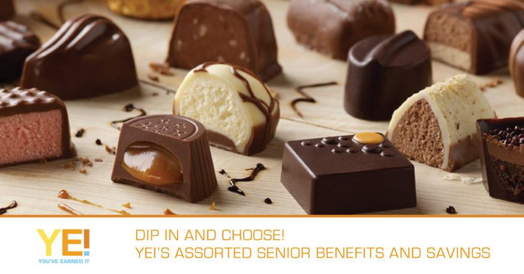 YEI - dip in and choose