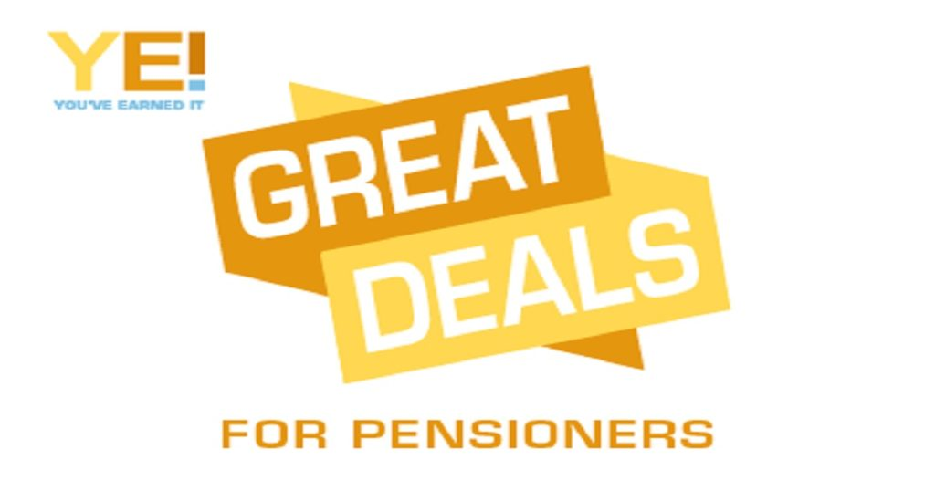 Great deals for seniors