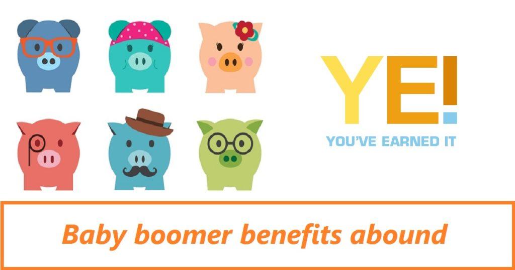 baby boomer benefits