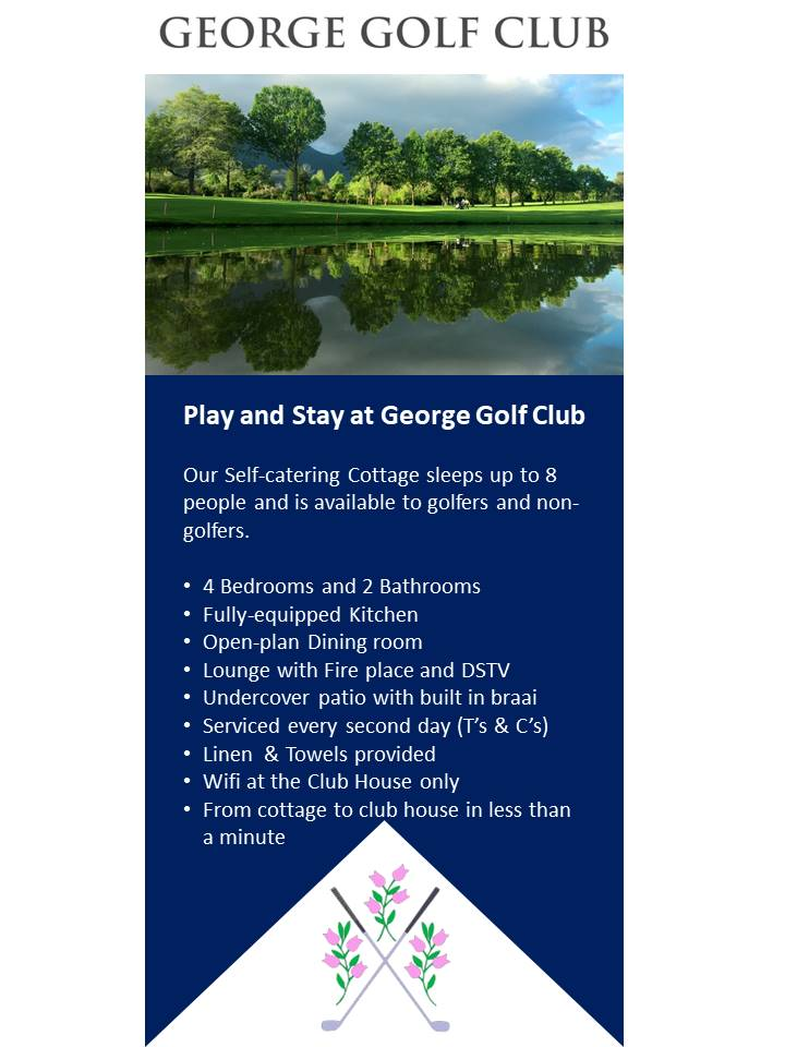 Play and stay at george golf club