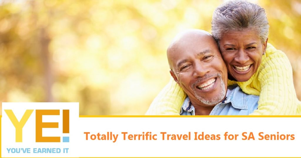 Senior travel discounts