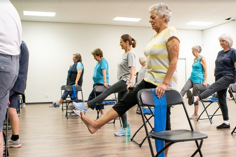 Silverfit exercise classes