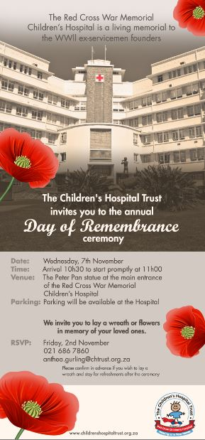 Day of Remembrance, 2018