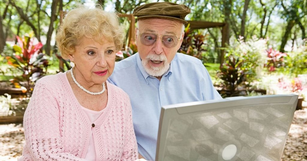 Seniors and cybercrime