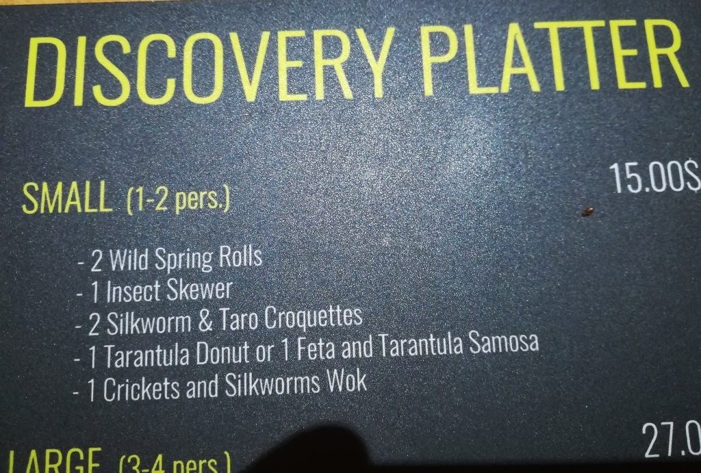 Discovery platter