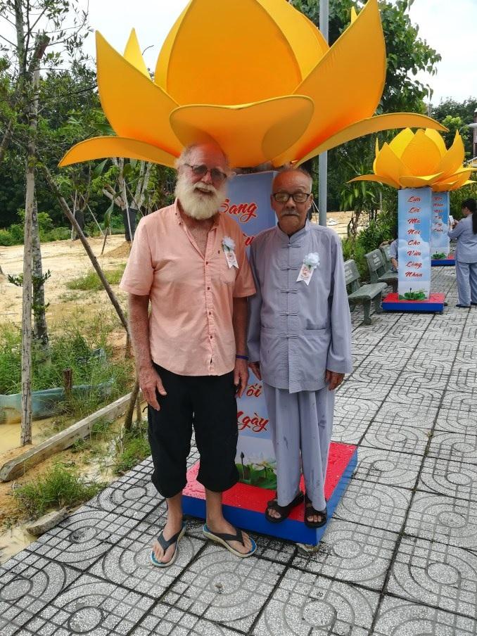 Elred and Grandpa