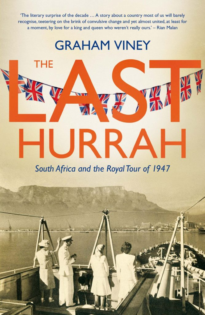 The Last Hurrah - cover