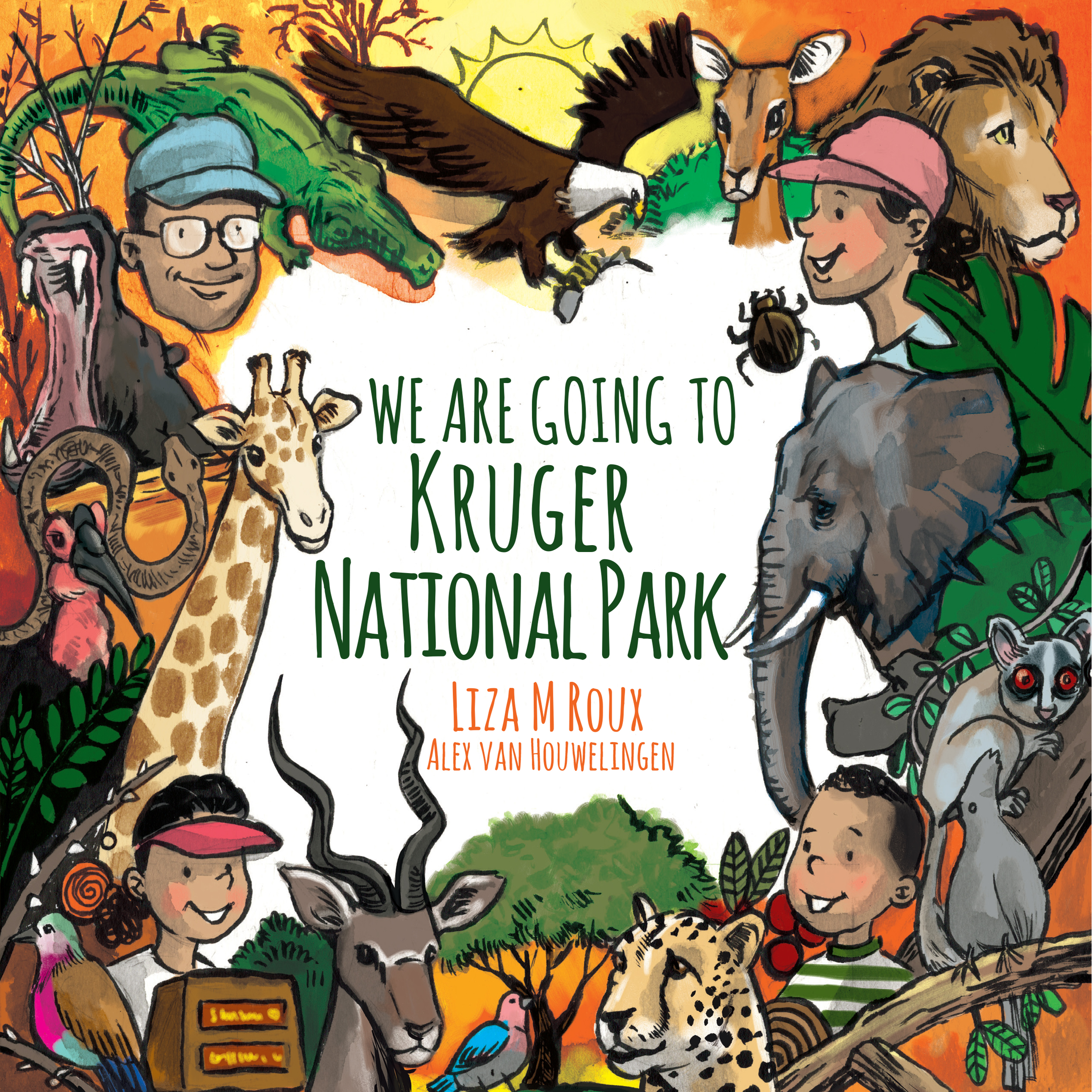 We Are Going To Kruger National Park