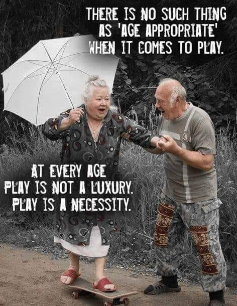 play is a necessity