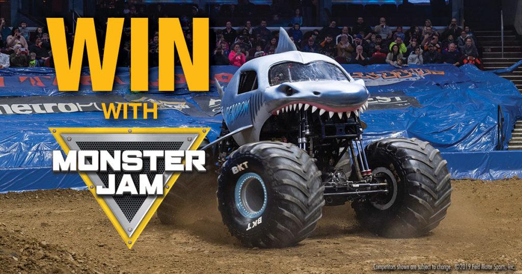 WIN Monster Jam 1200