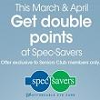 Clicks spec Savers