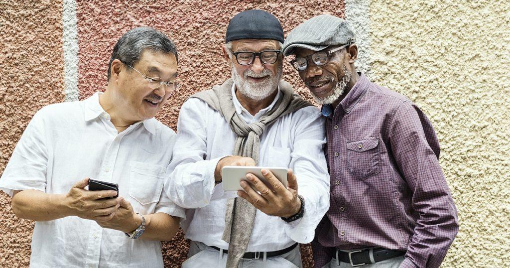 Savvy Pensioners