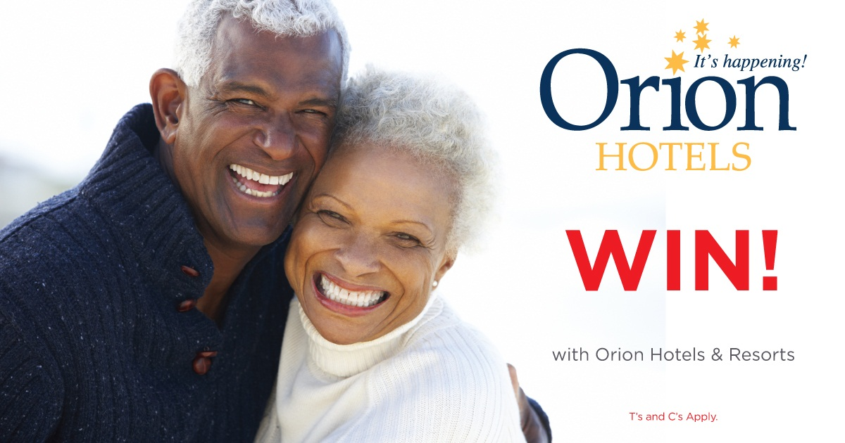 Orion hotels how to win