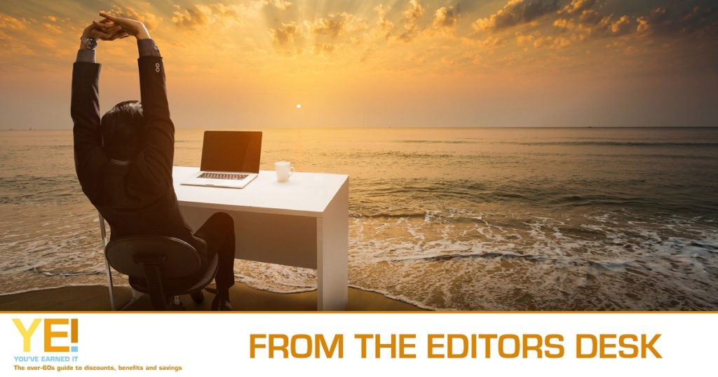 YEI - Editors desk
