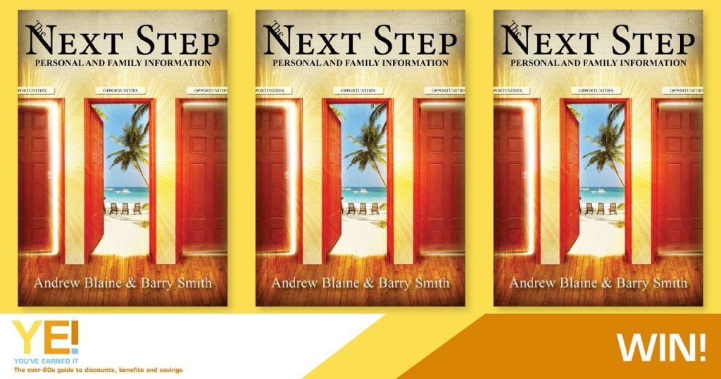 The Next Step booklet 1200