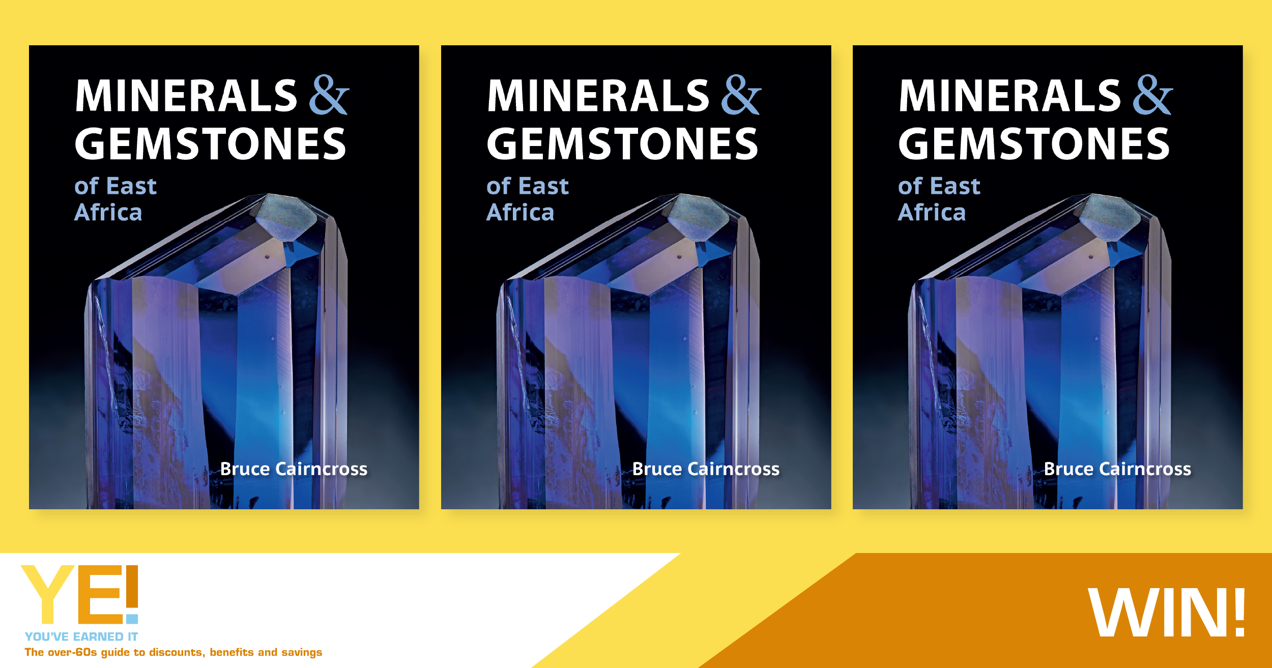 Minerals & Gemstones of East Africa