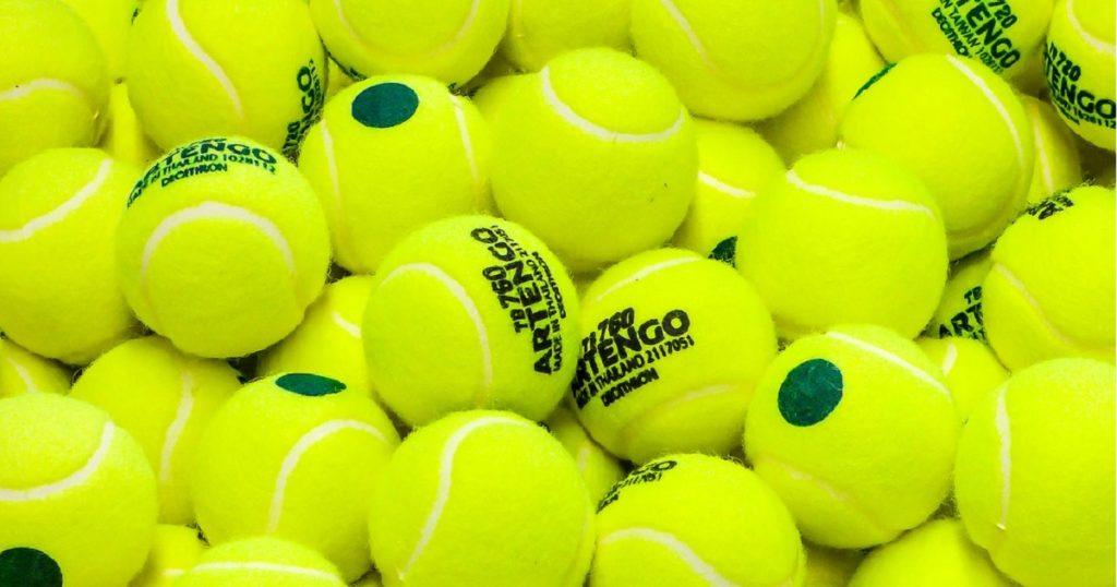 tennis balls 1200