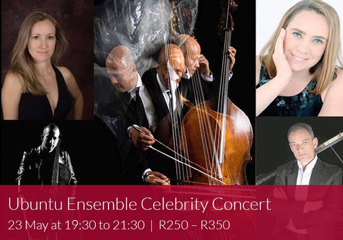 Ubuntu Celebrity concert