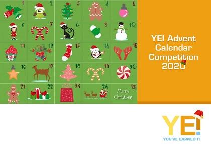 YEI advent calendar 420