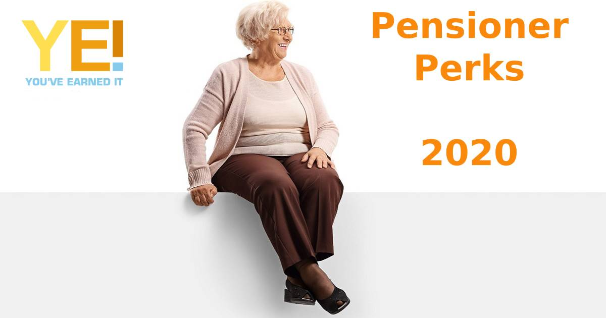 Pensioner Perks 2020