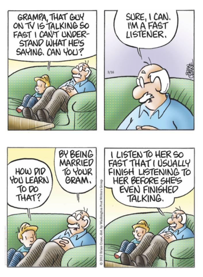 Joke for seniors