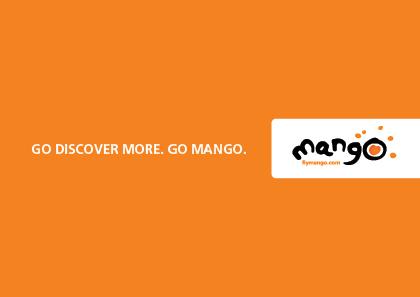 Mango logo 2020