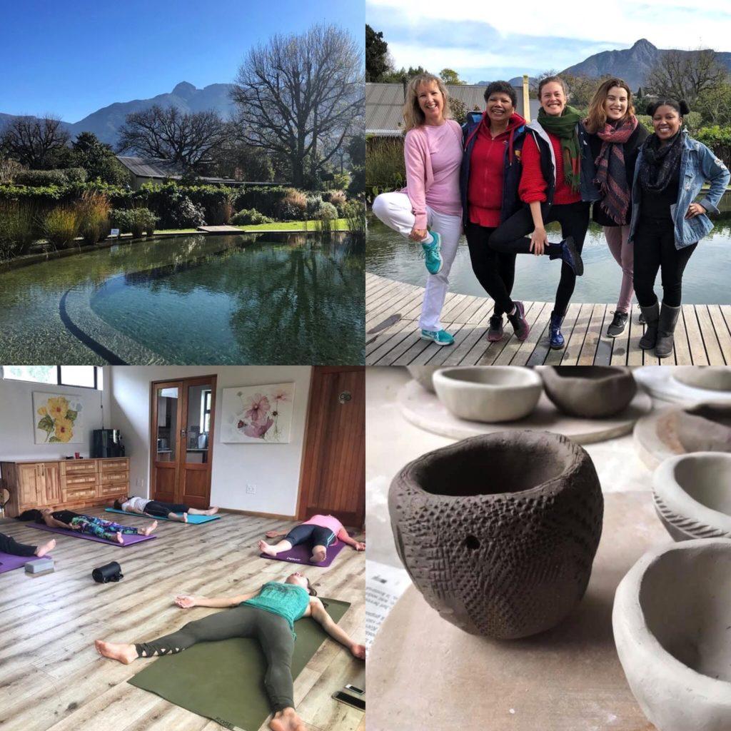SWS - pottery yoga