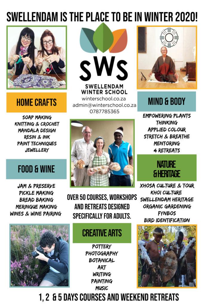 SWS flyer