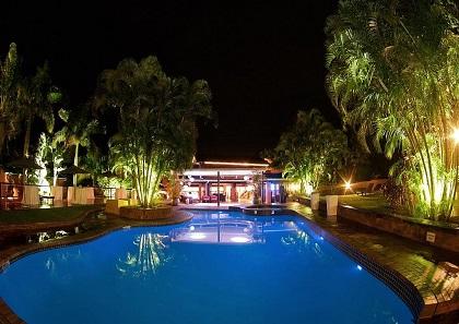 Villa Spa Resort 420