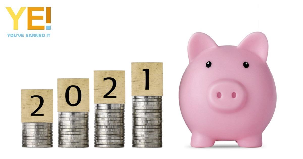 savings pig 2021