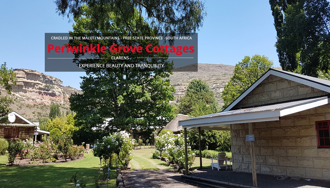 Periwinkle grove cottage