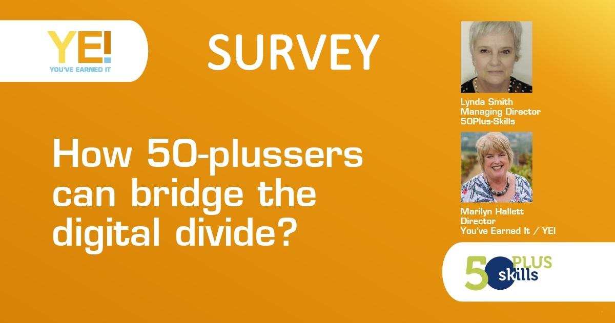 Digital divide - survey - 1200