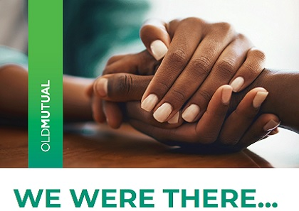 Old Mutual - we were there