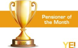 Pensioner of the month 420