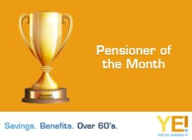 YEI Pensioner of the Month