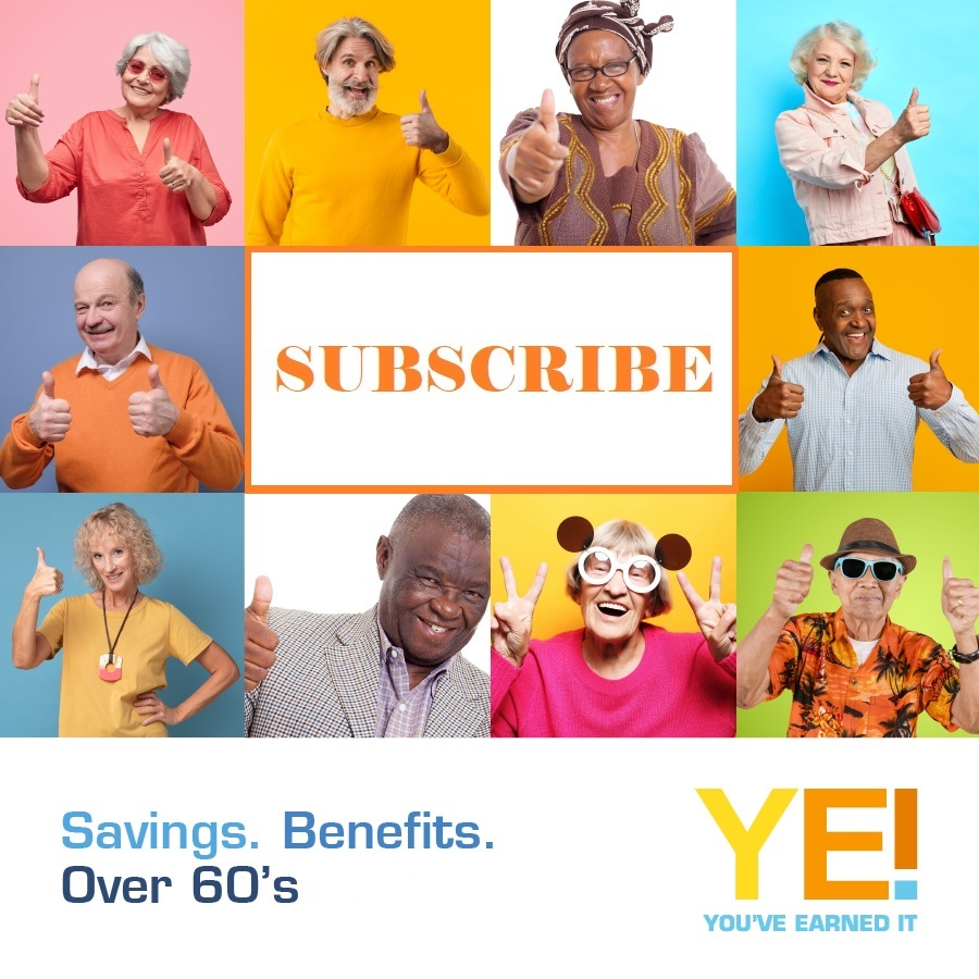 Subscribe to YEI