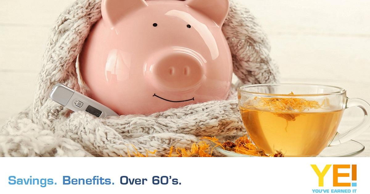 savings pig winter 1200