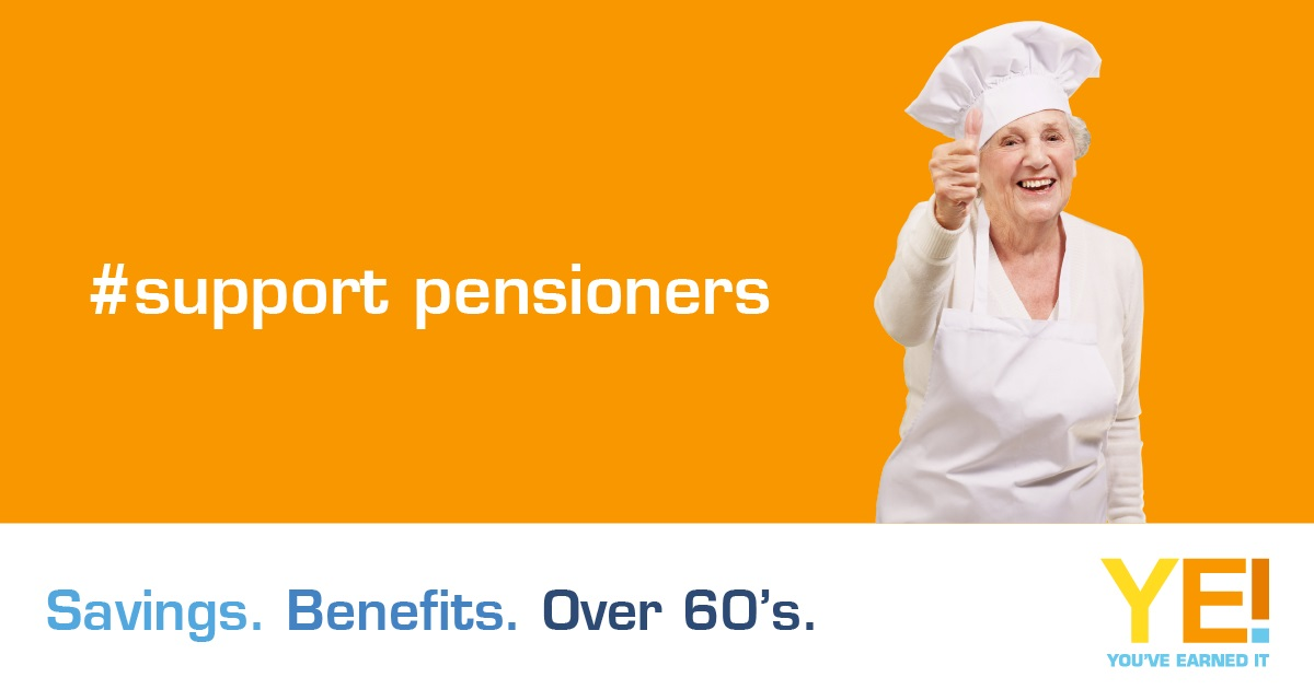support pensioners 1200