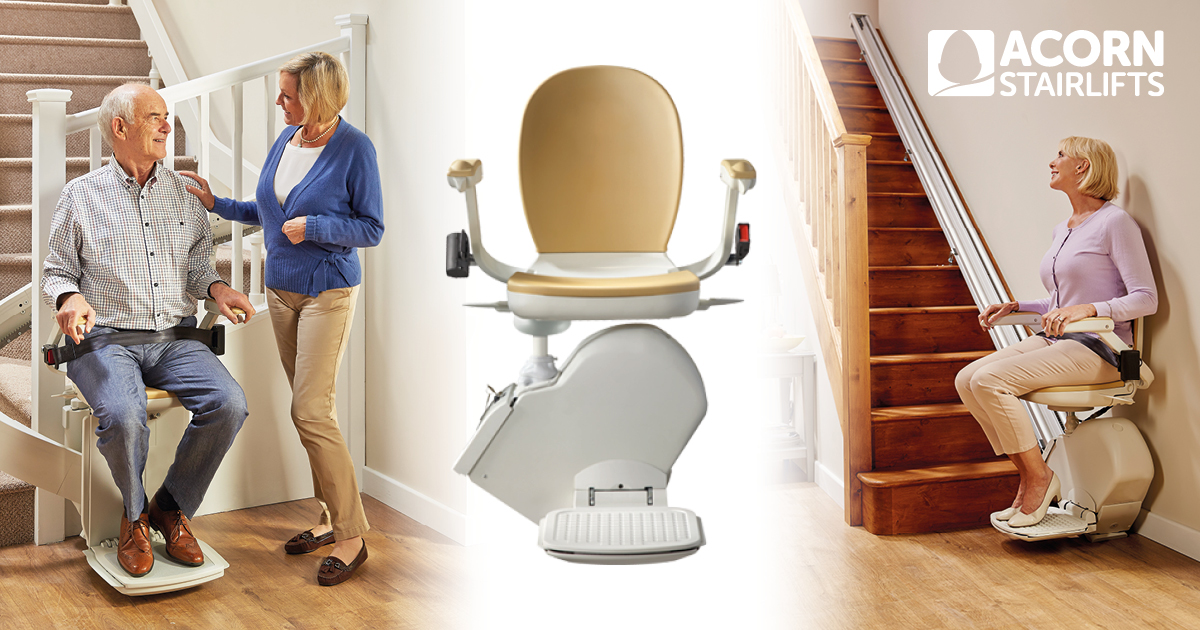 Acorn Stairlifts 1200