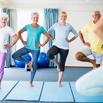 Great Oaks - yoga