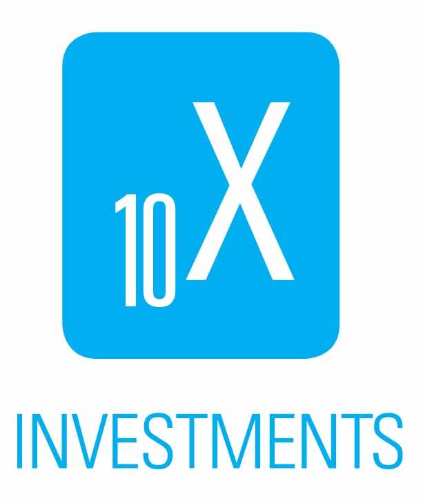 10X logo