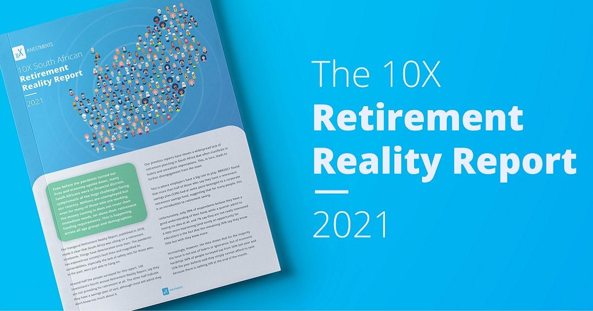 10X Retirement Reality Report 1200